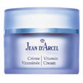 Витаминный Крем для Шелушащейся Кожи / Creme Vitaminee /JEAN D`ARCEL