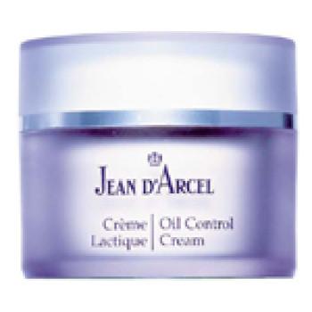 Дневной и Ночной Крем регулирующий выделение кожного сала/ Creme Lactique /JEAN D`ARCEL