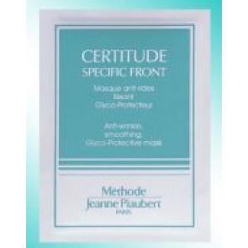 MJP Маска-пластырь для лба Certitude Specific Front10 шт.