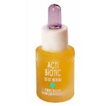 Лечебная сыворотка для кожи с акне ACTI-BIOTIC SEBO-SERUM Ericson 15мл