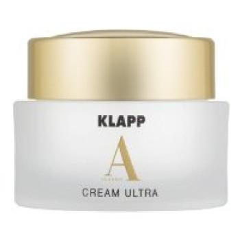 Насыщенный дневной крем для сухой зрелой кожи с ретинолом Klapp Cream Ultra VITAMIN A, 50ml