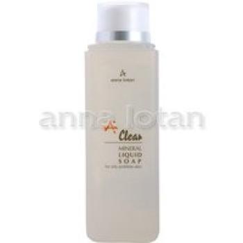 Гигиеническое минеральное жидкое мыло - «A Clear» Anna Lotan, 200 ml