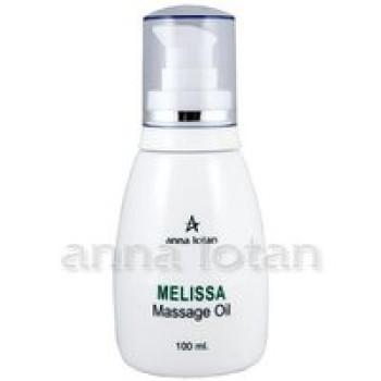 Мелиссовое массажное масло - Anna Lotan, 100 ml