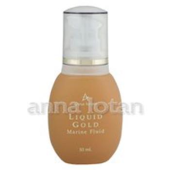 """Морской увлажнитель """" Золотые капли """" - «Liquid Gold» Anna Lotan, 30 ml"""