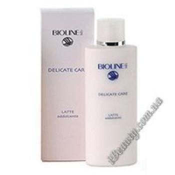 Смягчающее, очищающее молочко / DELICATE CARE Sensitive Skin - Milk, Bioline JaTo, 200 ml
