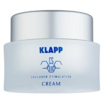 Крем для лица, стимулирующий рост коллагеновых волокон Cream CS III от Klapp, 50ml