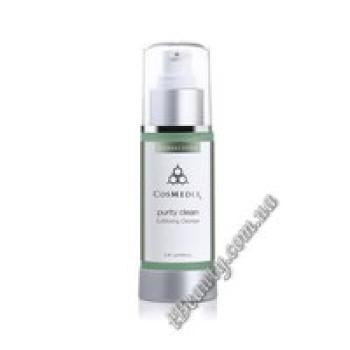 Стимулирующее, концентрированное, отшелушивающее, очищающее средство для всех типов кожи - Purity clean Cosmedix, 100 ml