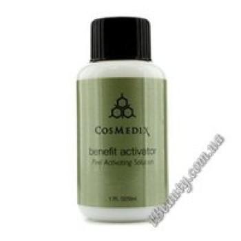 Универсальное средство для пилинга для всех типов кожи - Benefit activator Cosmedix, 50 ml