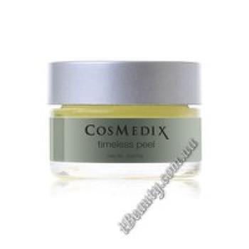 Средство для пилинга, которое можно оставить на лице на ночь - Timeless peel  Cosmedix, 15 ml