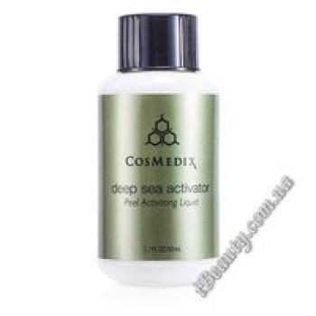 Средство для пилинга на травах, не содержит кислот - Deep sea activator Cosmedix, 50 ml