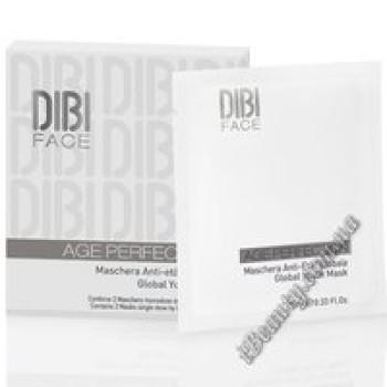 Антивозрастная маска GLOBAL YOUTH FACE MASK - DiBi, упаковка гр
