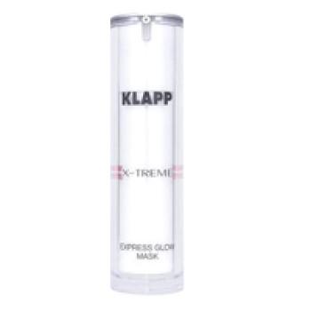 Экстремально глубокая очистка за считаные минуты - Klapp Express Bright Mask, 40 ml