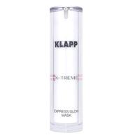 Экстремально глубокое увлажнение за считаные минуты - Klapp Express Glow Mask 40 ml