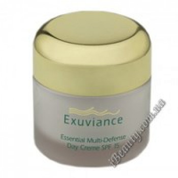 Дневной защитный крем  SPF 15 - Essential Daily Defense Cream SPF15 EXUVIANCE, 50 мл
