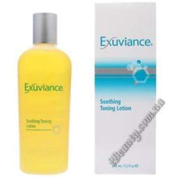 Успокаивающий тонизирующий лосьон для чувствительной кожи - Soothing Toning Lotion EXUVIANCE, 200 мл