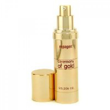 Гель-концентрат для лица «Золота церемонія» -  Rlapp Ceremony of Gold Golden Gel, 45ml