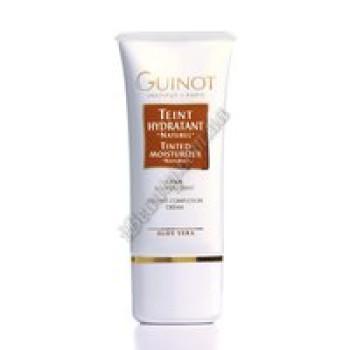 "Увлажняющая тональная основа "" Натуральная"" Guinot, 30 ml"