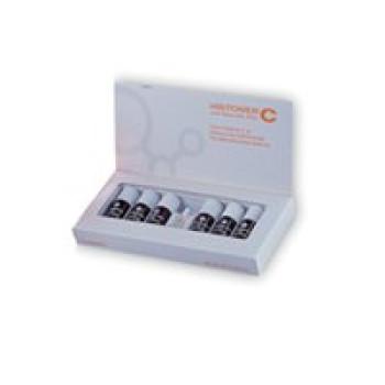 "Сыворотка + Чистый Витамин С(6 флаконов) - HISTOMER ""C"", 6х6,5мл"