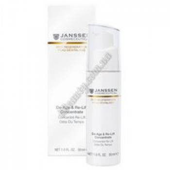 Anti-age лифтинговый концентрат - De-Age&Re-Lift Concentrat Janssen Cosmetics, 30 ml