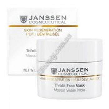 Лифтинговая маска с фитоэстрогенами - Trifolia Face Mask Janssen Cosmetics, 50 ml