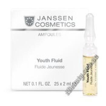 Омолаживающий флюид Youth Fluid ,Janssen, 25х2мл