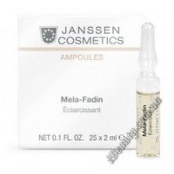 Мелафадин(осветляющ.сыворотка) Mela-fadin Janssen, 25х2мл