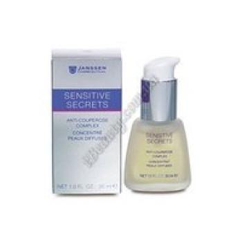 Анти-купероз. концентрат - Anti Couperose Complex Janssen Cosmetics, 30 ml