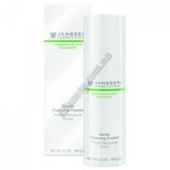 Очищающая пудра - Gentle Cleansing Powder Janssen Cosmetics, 100 ml