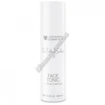 Тоник с жемчужной водой - Face Tonic+PCM Complex Janssen Cosmetics, 125 ml