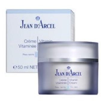 Витаминный Крем для Шелушащейся Кожи - JEAN D`ARCEL Creme Vitaminee, 50 ml
