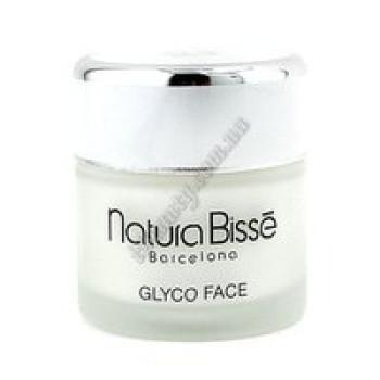 Ночной отшелуш. крем для норм. и сухой кожи (АНА 15%, рН 4,5) - Glyco Face Natura Bisse, 75 мл