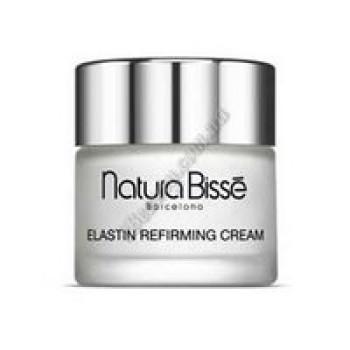 Ночной крем с эластином - Elastin Refirming Night Cream Natura Bisse, 75 мл