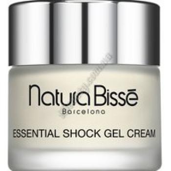 Укрепл. гель-крем с изофлавонами для зрелой кожи - Essential Shock Gel-Cream + isoflavones Natura Bisse, 75 мл