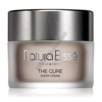 Тонирующий увлажняющий крем SPF20 - The Cure Sheer Cream SPF20 Natura Bisse, 50 мл