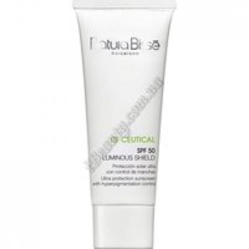 NB Ceutical SPF 50 Luminous Shield / Солнцезащитный крем SPF 50 Natura Bisse, 75 мл