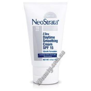 Дневной смягчающий крем SPF15 - Ultra Daytime Smoothing Cream SPF15 NeoStrata, 40 г