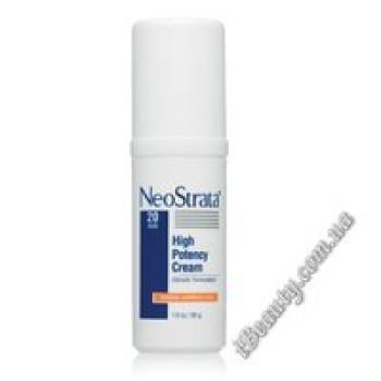 Крем против возрастных изменений кожи, замедляющий старение - High Potency Cream NeoStrata, 30 г