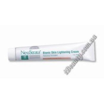 Эффективный осветляющий дневной крем, одновременно защищающий кожу от воздействия солнечной радиации. - Bionic Skin Lightening Cream SPF 15 NeoStrata, 30г