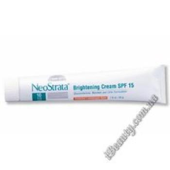 Отбеливающий крем для участков кожи с повышенной пигментацией - Brightening Cream SPF 15 NeoStrata, 30 г