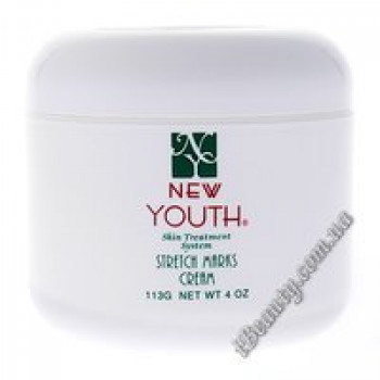 Крем от растяжек - Stretch Marks Cream New Youth, 117ml