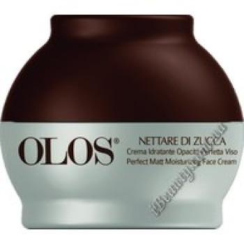Матирующий увлажняющий крем для домашнего использования PERFECT MATT MOISTURIZING CREAM - Olos, 50 гр