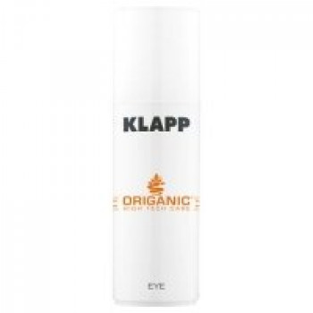 Крем для век Органик - KLAPP Organic Eye Cream, 20 мл