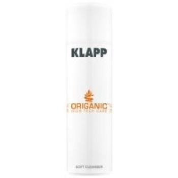 Очищающая эмульсия Органик - Klapp ORIGANIC Soft Cleanser,150 мл