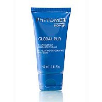 GLOBALPUR эксфолиирующая оксигенирующая маска