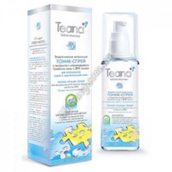 Энергетический витаминный тоник-спрей Teana, флакон 125мл