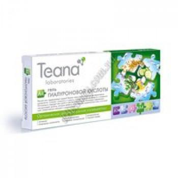 Гель гиалуроновой кислоты Teana, 10амп по 2мл