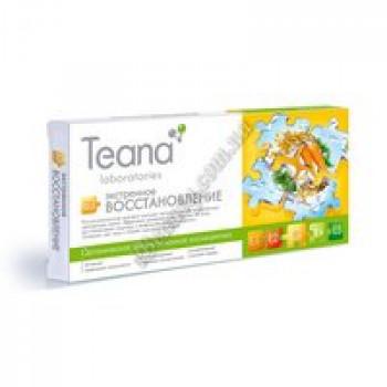 Концентрат «Экстренное восстановление» Teana, 10 амп по 2мл