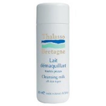 "Молочко ""Очищающее"" для снятия макияжа для всех типов кожи - Cleansing Milk Oll Skin Types Thalasso Bretagne, 200мл"