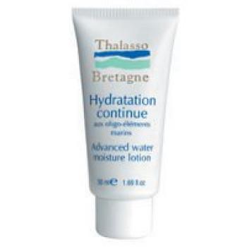 """Флюид """"Продолжительное Увлажнение"""" - Advanced Water Moisture Lotion Thalasso Bretagne, 50мл"""