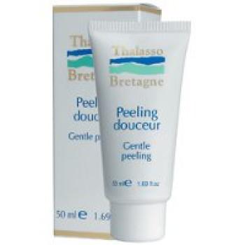 "Пилинг ""Мягкий"" - Gentle Face Peeling Thalasso Bretagne, 50мл"